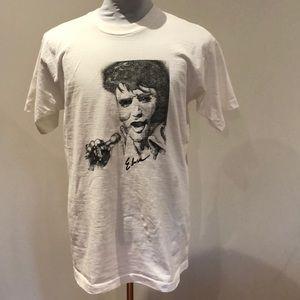 Men's Elvis vintage t-shirt size L